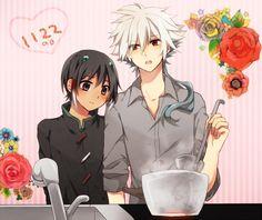 Inazuma Eleven GO Image - Zerochan Anime Image Board Inazuma Eleven Go, Anime Love, Couples, Image, Drawing, Stone, Amor, Rock, Couple