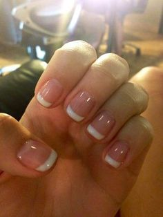 Healthy living at home devero login account access account Glitter Gel Nails, Diy Nails, Acrylic Nails, Shellac French Manicure, Manicure And Pedicure, Manicures, Short French Tip Nails, Gel French Tip Nails, Short Nails
