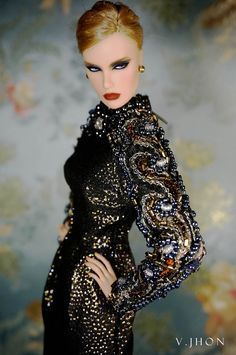2015 October Fashion Look 4 | by V. JHON DOLL
