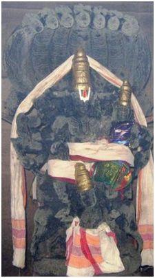 Mysterious idol found at Ambasamudram temple
