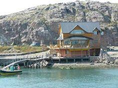 Patagonia. Santa Cruz. Puerto Deseado