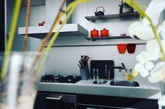 My Kitchen Rules #stainlesssteel #kitchendesign #interiordesign #bulthaup #gaggenau #german #homestyle #interior #dreamkitchen #modernhome