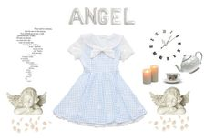 """""""It's Just Like Heaven"""" by kathryn-karina on Polyvore featuring Universal Lighting and Decor, Juliska and vintage"""