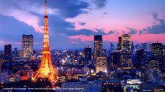Billet d'avion pas cher pour Tokyo au Japon, réserver un vol aller retour Tokyo…