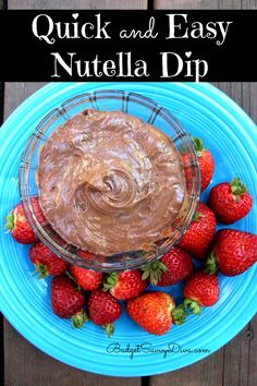 This dip is OUT of This World!!!! Done in just a few minutes. This recipe is drool worthy.