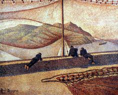 Darío de Regoyos y Valdés - Las redes