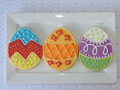 Sugar Kisses biscoitos decorados artesanalmente | Páscoa