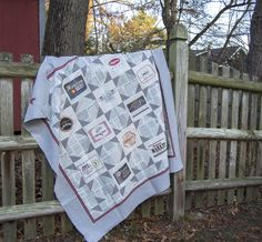 Feed Co BOM quilt by Smiles Too Loudly