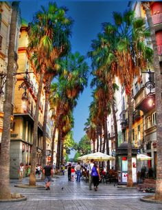 MÁLAGA - SPAIN. Spain's 6th largest city and one of the World's oldest. It was founded by the Phoenicians more than 2800 years ago. It has given the World Picasso. Its an amazing area that holds you captive. McC