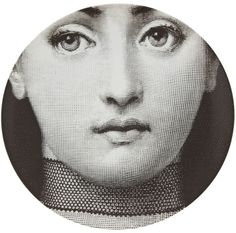 Fornasetti Plate on shopstyle.com