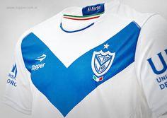 Camiseta 2012 Vélez Sarsfield