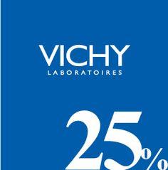 - 25% Offerta Vichy http://www.easyfarma.it/search?Q=&As=true&As=false&Cid=1359&Isc=false&Mid=0&Pf=&Pt=&Sid=false