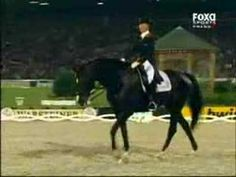 The Dancing Queen: Anky van Grunsven on Keltec Salinero- two athletes in perfect harmony - it doesn't get any better than this!