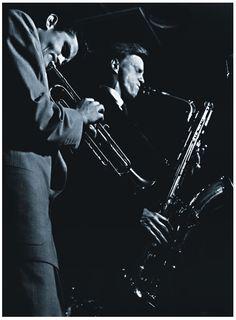 Chet Baker and Gerry Mulligan