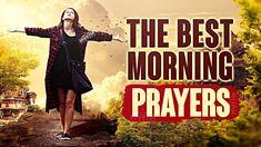 BEST MORNING PRAYERS FOR PROTECTION   BLESSINGS   BREAKTHROUGH AND FAVOUR - YouTube Morning Devotion, Good Morning Prayer, Morning Prayers, Prayer For Love, Prayer For Family, Power Of Prayer, Prayer For Protection, Family Protection, Powerful Words