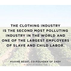 Zady - Slow Fashion Movement