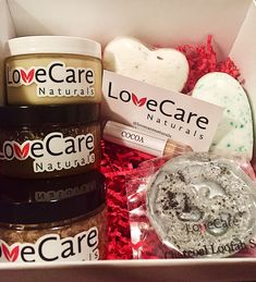 LoveCare Naturals is a bath and body company that prides itself on all products being handcrafted with Love, Care, and Natural Ingredients. Baking Ingredients, Bath Bombs, Cookie Dough, Lip Balm, Peppermint, Bath And Body, Gift Guide, Gifts For Her, Soap