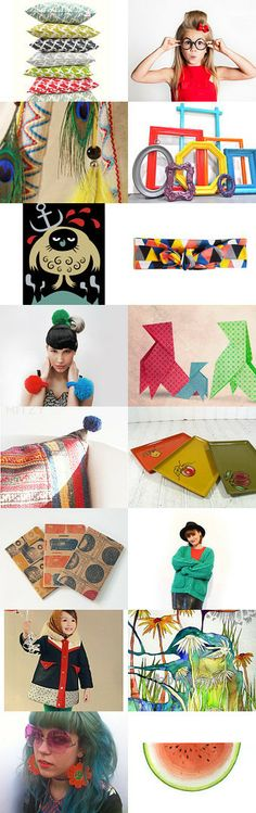 FuNkY by Sharon K on Etsy--Pinned with TreasuryPin.com