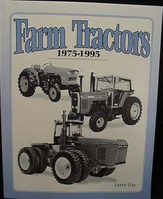 Farm Tractors 1975-1995 Book