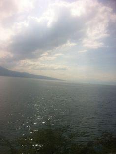 Leman Lake, Switzerland