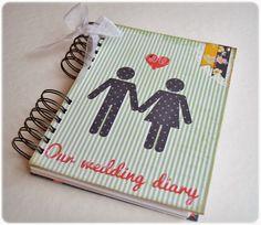 Agenda para boda (A wedding diary)