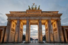 Brandenburger Tor. I've been there..