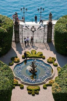 The Fountain, Villa Carlotta, Lake Como, Italy;my old old place;across the lake from this; up mountain; see my FB pic; Italy Vacation, Italy Travel, Beautiful World, Beautiful Gardens, Siena Toscana, Places Around The World, Around The Worlds, Wonderful Places, Beautiful Places