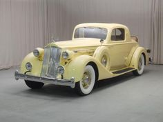 1936 Packard Twelve #classic #car #Packard