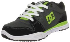 DC Kids Alias Lite Skate Shoe (Big Kid) DC. $47.50. Easy Lacing. Rubber sole. Durable materials. Leather and synthetic. Fashionable