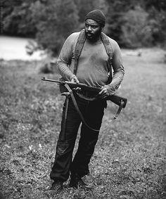 Tyreese ~ The Walking Dead Fan Art