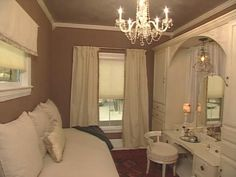 guest room/dressing room