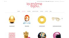 La môme bijou - jewels designer, handmade in Paris with love.