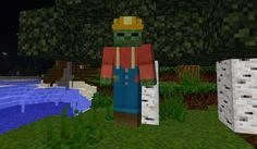 Mo' Zombies Mod para Minecraft 1.2.5
