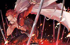 Fate Stay Night Series, Fate Stay Night Anime, Khalid, Anime Redhead, Shirou Emiya, Evil Anime, Fate Servants, Anime Weapons, Fate Anime Series