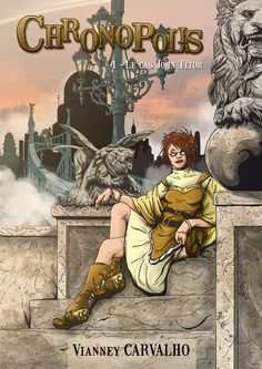 Couverture Chronopolis - tome 1 by arthelius.. #steampunk #victorian #Art #gosstudio  .  ★ We recommend Gift Shop: http://www.zazzle.com/vintagestylestudio ★