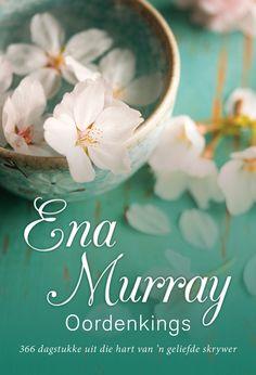 In talle huise het Ena Murray deur die jare 'n bekende en geliefde naam geword. Wie haar boeke ken, sal weet: hier is iemand aan die woord na wie 'n mens graag luister, iemand by wie jy tuis voel.
