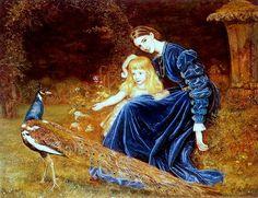 Arthur Hughes - Arthur Hughes (27 de janeiro de 1832 - 22 dezembro 1915), foi um pintor e ilustrador Inglês associado com a Irmandade pré-rafaelita.