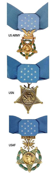 Us Military Medals   Medal of Honor Ribbon / Medal Details