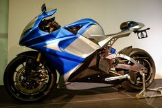 LIGHTNING Motorcycles --- The fastest electric motorcycle you can buy; (2014)