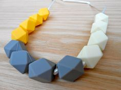 Retired Silicone Teething/ Nursing Distraction Necklace :( But so many wonderful new designs to be found <3