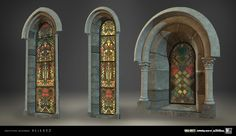 ArtStation - In-game props for Call of Duty: Infinite Warfare. , elite3d studio