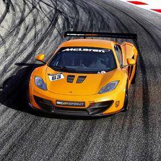 Track-only McLaren MP4-12C GT: OMG!!!