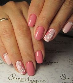 What Christmas manicure to choose for a festive mood - My Nails Classy Nails, Stylish Nails, Trendy Nails, Cute Nails, Acrylic Nail Designs, Nail Art Designs, Hair And Nails, My Nails, Nails 2018