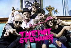 The hot Stewards, some dutch bands to remember