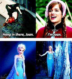 WHOA WAIT JOAN?! OMW WHY DIDN'T I NOTICE THAT?!?!?