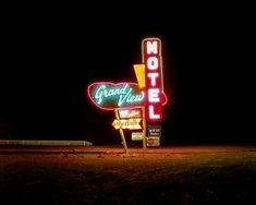Steve Fitch - Grandview Motel, Raton, New Mexico, 1981