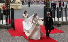 Cum si-a sarbatorit cuplul regal aniversarea de doi ani