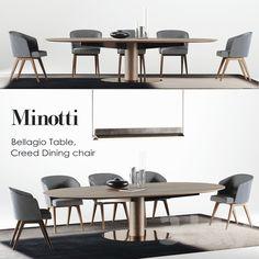 Minotti Bellagio set