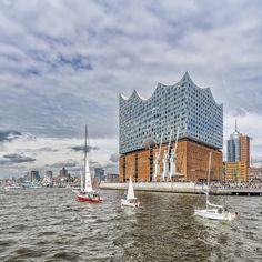 Hamburg Hafengeburtstag 2017 Feuerschiff Elbe 3 + Elbphilharmonie | Bildschönes Hamburg