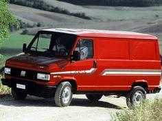 Fiat Ducato Van 4x4